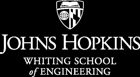 Johns Hopkins University | Whiting School of Engineering